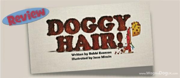 doog hair book for children