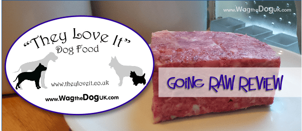 they love it raw dog food review
