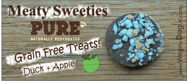 pure food low calorie treats cover