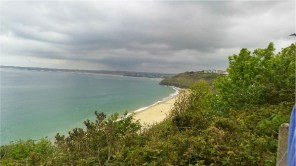 Our views on the foot paths from St. Ives