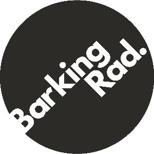 barking rad review logo