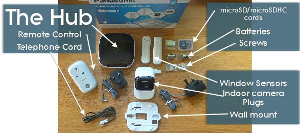 home monitoring kit