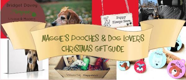 dog lovers christmas cover