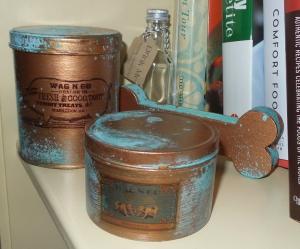treat jar shelf