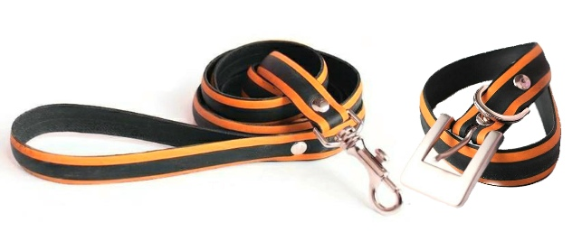 Tyre Dog Lead & Collar Set – Wag Cool