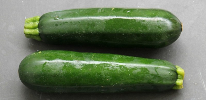 vegetables courgette