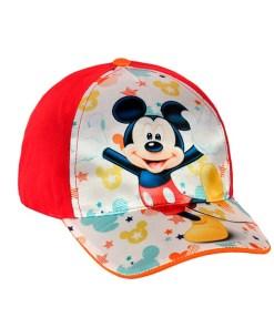 Boné Infantil Mickey Mouse