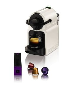 Máquina de Café de Cápsulas Krups XN1001 Inissia Nespresso 19 bar 0,7 L 1260W Branco