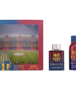 Conjunto de Perfume Homem F.c. Barcelona Sporting Brands 4668 (2 pcs)