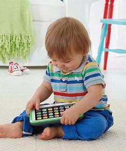 Tablet Interactivo para Bebé Mattel (ES)
