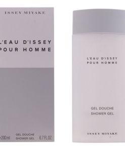 Gel de duche L'eau D'issey Pour Homme Issey Miyake (200 ml)