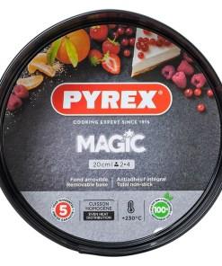Molde Desmontável Pyrex Magic 20 cm
