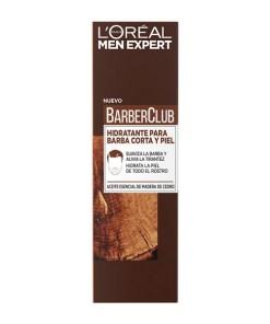 Acondicionador Para Barba Men Expert Barber Club L'Oreal Make Up (50 ml)