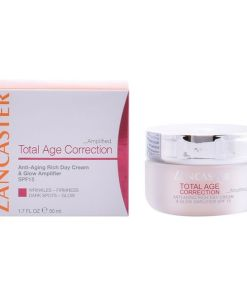Creme Antienvelhecimento de Dia Total Age Correction Rich Lancaster Spf 15 (50 ml)