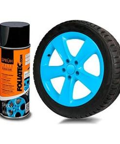 Borracha Líquida para Carros Foliatec Light Azul 400 ml