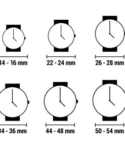 Relógio unissexo Madison L4167-19 (35 mm)