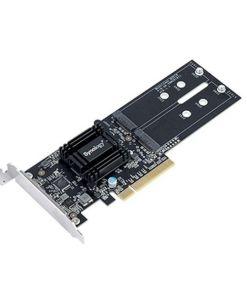 Adaptador para Disco Rígido Synology M2D18 M.2 SSD