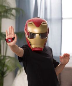 Hero Vision Iron Man Realidade Aumentada Hasbro