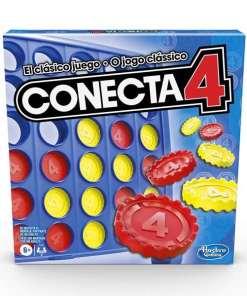 Jogo de Mesa Connect 4 Hasbro