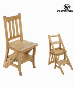 Cadeira IOS (45 x 45 x 88 cm) - Village Coleção by Craftenwood