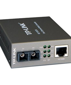 Conversor Multimédia Multimodo TP-Link MC100CM 100 Mbps Cinzento