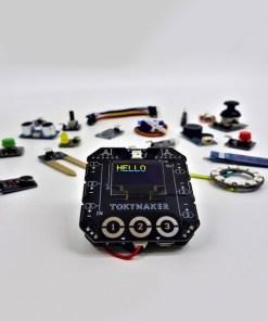 Kit de Eletrónica Tokylabs Tokymaker