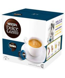 Cápsulas de café Nescafé Dolce Gusto 13758 Espresso Bonka (16 uds)