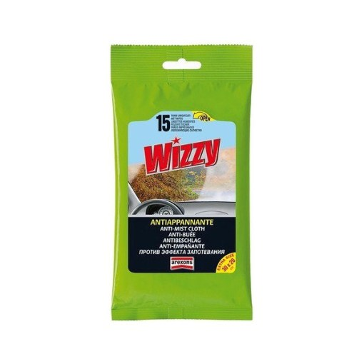 Anti-Embaciamento Arexons Wizzy Toalhetes (15 uds)