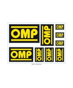 Adesivos OMP Rally