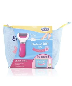 Set de manicure Velvet Smooth Express Scholl (3 pcs)
