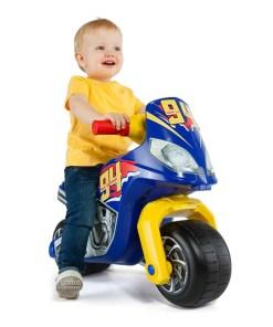Andarilho Moto Cross Race Moltó Azul (18+ meses)