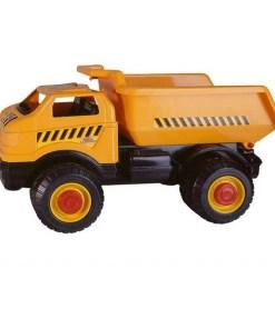 Camião Basculante Amarelo