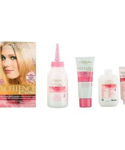 Tinta Permanente Excellence L'Oreal Expert Professionnel Light blonde