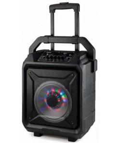 Altifalante Bluetooth Portátil Daewoo DSK-395 FM LED 40W Preto