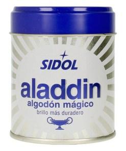 Limpador Aladdin Sidol Metal
