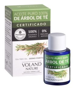 Óleo Hidratante Tea Tree Voland Nature (15 ml)