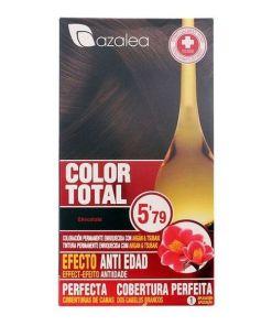 Tinta Permanente Antienvelhecimento Azalea Chocolate