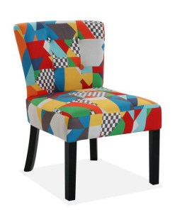 Cadeira Brais Poliéster (64 X 73 x 50 cm)