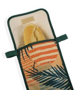 Saco do pão Saona Poliéster