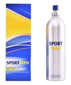 Perfume Homem Sportman Puig EDT (250 ml)