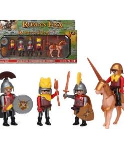 Conjunto de Bonecos Roman Era 112666 (11 pcs)
