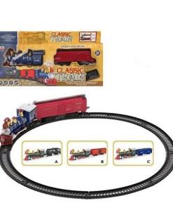 Comboio Elétrico Clássico 118293