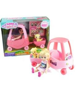 Boneca com Animal Little Girls 110692