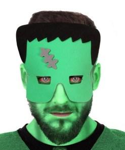 Máscara Borracha eva Frankenstein