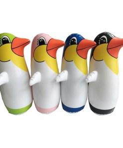 Figura Insuflável para Piscina Pinguim (70 Cm)