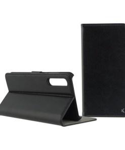 Capa tipo Livro para o Telemóvel Huawei P 20 KSIX Preto