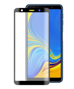 Protetor de vidro temperado para o telemóvel Samsung Galaxy A7 2018 Extreme 2.5D