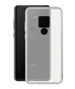 Capa para Telemóvel Huawei Mate 20 KSIX Flex Transparente