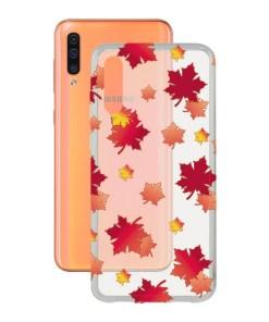 Capa para Telemóvel Samsung Galaxy A30s/a40/a50 Contact Flex TPU Outono