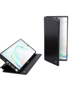 Capa tipo Livro para o Telemóvel Samsung Galaxy Note 10 KSIX Standing Lite